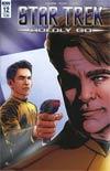 Star Trek Boldly Go #12 Cover B Variant Tony Shasteen Cover