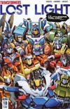 Transformers Lost Light #10 Cover A Regular Jack Lawrence Cover