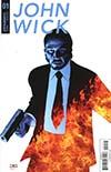 John Wick #1 Cover D Variant John Cassaday Subscription Cover
