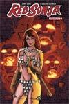 Red Sonja Vol 7 #9 Cover E Variant Mel Rubi Subscription Cover
