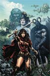 Wonder Woman Rebirth Deluxe Collection Book 1 HC