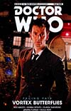 Doctor Who 10th Doctor Facing Fate Vol 2 Vortex Butterflies HC