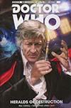 Doctor Who 3rd Doctor Vol 1 Heralds Of Destruction TP