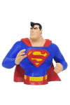 Superman The Animated Series Vinyl Bust Bank