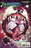 All-New Guardians Of The Galaxy #9 Cover B Variant Mike Del Mundo Venomized Ego The Living Planet Cover