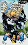 All-New Wolverine #24 Cover B Variant Will Robson Venomized Sabretooth Cover