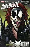 Daredevil Vol 5 #26 Cover B Variant Tom Lyle Venomized Typhoid Mary Cover