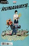 Runaways Vol 5 #1 Cover D Adrian Alphona Variant Venomized Pride Cover