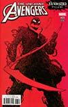 Uncanny Avengers Vol 3 #27 Cover B Variant Mike Hawthorne Venomized Red Skull Cover