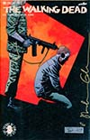 Walking Dead #169 Cover D DF Gold Signature Series Signed By Stefano Gaudiano