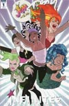 Jem And The Holograms Misfits Infinite #1 Cover C Incentive Ben Caldwell Variant Cover (Infinite Part 2)