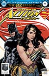 Action Comics Vol 2 #991 Cover C Variant Ryan Sook Justice League Movie Cover
