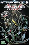Batman Who Laughs #1 Foil-Stamped Cover (Dark Nights Metal Tie-In)