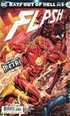 Flash Vol 5 #33 Cover A Regular Neil Googe Cover