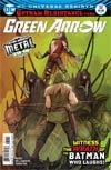Green Arrow Vol 7 #32 Cover A Regular Stjepan Sejic Cover (Gotham Resistance Part 4)(Dark Nights Metal Tie-In)