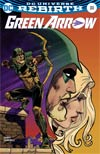 Green Arrow Vol 7 #33 Cover B Variant Mike Grell Cover