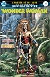 Wonder Woman Vol 5 #32 Cover A Regular Bryan Hitch Cover