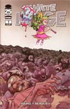 I Hate Fairyland Special Edition Cover C Variant Skottie Young Walking Dead 100 Tribute Color Cover