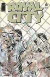 Royal City #6 Cover C Variant Jeff Lemire Walking Dead 16 Tribute Color Cover