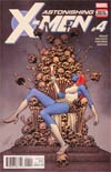 Astonishing X-Men Vol 4 #4 Cover A Regular Carlos Pacheco Cover