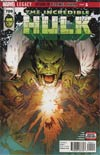 Incredible Hulk Vol 4 #709 Cover A 1st Ptg Regular Greg Land Cover (Marvel Legacy Tie-In)