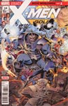 X-Men Gold #13 Cover A Regular Arthur Adams Cover (Mojo Worldwide Part 1)(Marvel Legacy Tie-In)