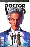 Doctor Who Lost Dimension Omega #1 Cover A Regular Alex Ronald Cover (The Lost Dimension Part 8)