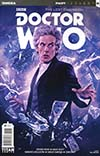 Doctor Who Lost Dimension Omega #1 Cover B Variant Photo Cover (The Lost Dimension Part 8)