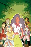 Lumberjanes #43 Cover A Regular Kat Leyh Cover