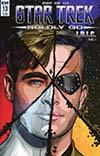 Star Trek Boldly Go #13 Cover A Regular Tony Shasteen Cover