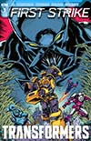 Transformers First Strike #1 Cover B Variant Guido Guidi Cover