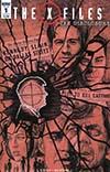 X-Files JFK Disclosure #1 Cover B Variant JJ Lendl Cover