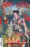 Ash vs The Army Of Darkness #4 Cover A Regular Brent Schoonover Cover