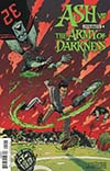 Ash vs The Army Of Darkness #4 Cover B Variant Mauro Vargas Cover