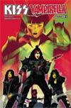 KISS Vampirella #5 Cover A Regular Juan Doe Cover
