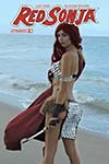 Red Sonja Vol 7 #10 Cover D Variant Cosplay Photo Cover