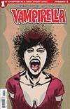 Vampirella Vol 7 #8 Cover B Variant Jorge Fornes Cover