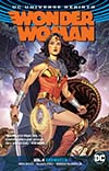 Wonder Woman (Rebirth) Vol 4 Godwatch TP