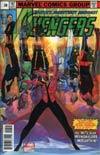 Uncanny Avengers Vol 3 #28 Cover B Variant Jon Malin Lenticular Homage Cover (Marvel Legacy Tie-In)(Limit 1 Per Customer)