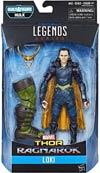 Thor Legends 6-Inch Action Figure - Thor Ragnarok Loki With Hulk Build-A-Figure Part