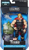 Thor Legends 6-Inch Action Figure - Odinson With Hulk Build-A-Figure Part