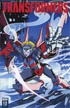 Transformers Till All Are One #12 Cover C Incentive ZEROB Variant Cover