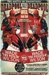 Deadpool Chumpions Poster
