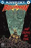 Aquaman Vol 6 Annual #1