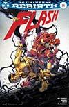 Flash Vol 5 #35 Cover B Variant Howard Porter Cover