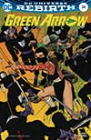 Green Arrow Vol 7 #34 Cover B Variant Mike Grell Cover