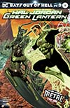 Hal Jordan And The Green Lantern Corps #32 Cover A Regular Ethan Van Sciver Connecting Cover (Bats Out Of Hell Part 3)(Dark Nights Metal Tie-In)