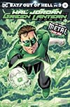 Hal Jordan And The Green Lantern Corps #32 Cover B Variant Barry Kitson Cover (Bats Out Of Hell Part 3)(Dark Nights Metal Tie-In)