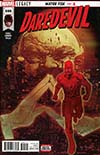 Daredevil Vol 5 #595 Cover A Regular Bill Sienkiewicz Cover (Marvel Legacy Tie-In)