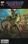 Guardians Of The Galaxy Telltale Series #5 Cover B Variant Game Cover